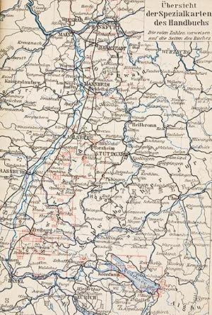 Schwarzwald, Odenwald, Bodensee: Baedeker, Karl