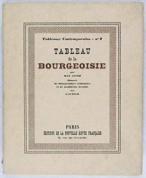 Tableau de la Bourgeoisie: Jacob, Max