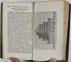 Itineraire Instructif De Rome Ancienne Et Moderne Ou Description Generale Des Monumens Antiques Et ...