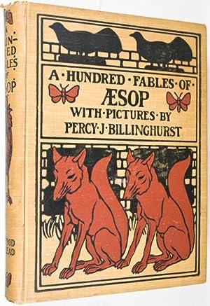 A Hundred Fables of Aesop: Lestrange, Roger