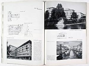 Das Beispiel: Den Baulustigen gewidmet, Mai 1957: BDA-Gruppe Wiesbaden