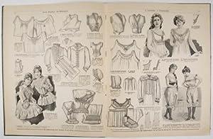 Das Buch der Wäsche. Ein Leitfaden zur zeit - und sachgemäßen Herstellung von Haus ...