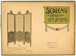 Screens Season 1907 & 1908: Fritz Korte & Co
