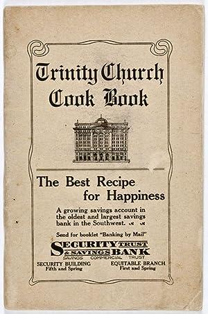 Trinity Church Cook Book: n/a