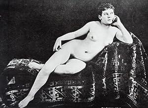 Der Aktsaal: Weibliche Modelle. Aufgenommen unter Leitung: Richter, Hugo