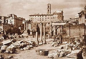 Roma Ruinae: Lingg, H. (Poem); Adolf Lazi (Photographs)