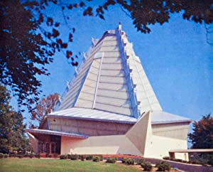 Beth Sholom Synagogue; A Description and Interpretation by Mortimer J. Cohen Rabbi, Congregation ...