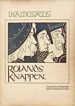 Rolandsknappen: Musaeus, J. K. A (Johann Karl August Musäus); Heinrich Lefler & Josef Urban (illust...