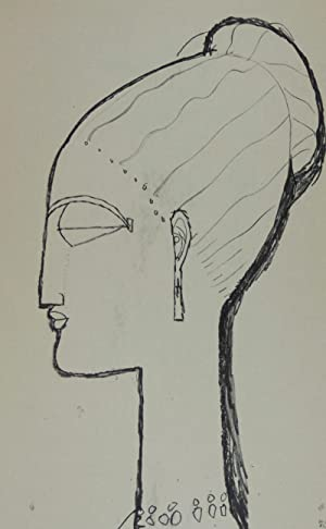 Modigliani: Drawings and Sketches: Russoli, Franco