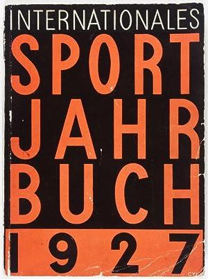 Internationales Sportjahrbuch 1927: Eichenberger, Ad