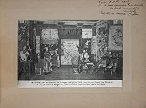 Le Voile du Bonheur: Clemenceau, Georges (President du Conseil des Ministres)