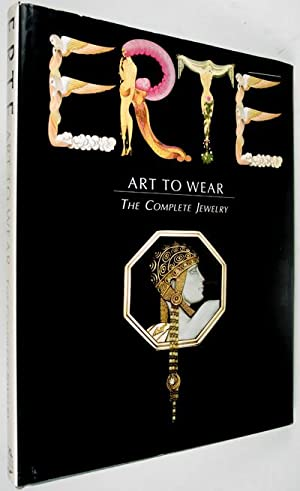 Erte: Art To Wear, The Complete Jewelry: Lee, Marshall (Editor)