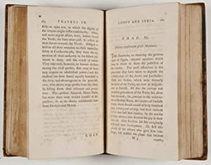 Travels Through Syria and Egypt in the Years 1783, 1784, and 1785 - Containing the present Natural ...