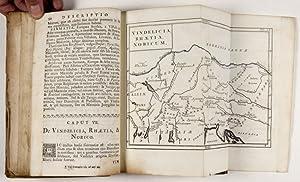 Smalcaldensis Geographia antiqua recognita denuo, & ad: Cellarii, Christophori