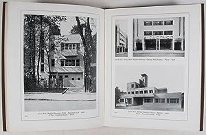 Moderne Architectuur in Noorwegen, Zweden, Finland, Denemarken, Duitschland, Tsjechoslowakije, ...