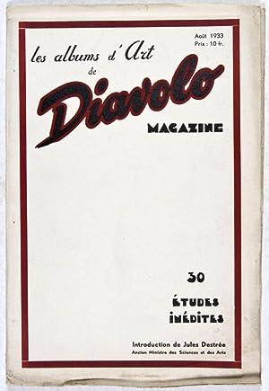 Les Albums d'Art de Diavolo Magazine (30 Etudes Inedites): n/a