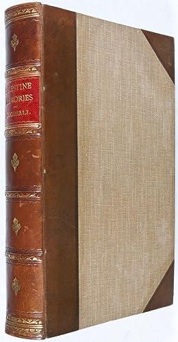 Palestine Memories, 1917-1918-1925 [SIGNED, INSCRIBED]: Goodsall, Robert H.