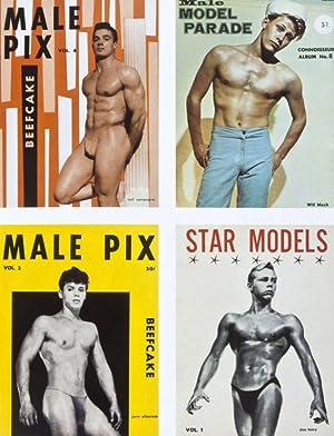 American Photography of the Male Nude 1940-1970, Volume II: Lon of New York: Janssen, Volker (Ed.);...