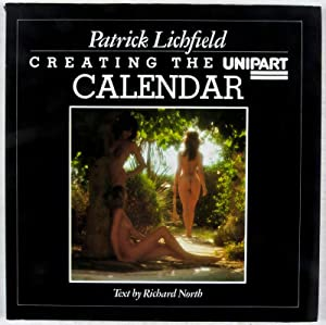 Creating the Unipart Calendar [SIGNED BY THE: Lichfield, Patrick (Photographer);