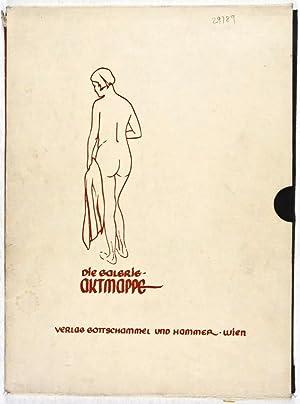 Die Galerie-Aktmappe: n/a