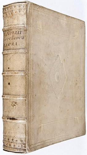 Miscellanea Sacra Jesaiae caput LIV. Psalmos CXXI. & CXXII. Aliaque argumenta tam Theologica ...