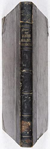 Contes Arabes Modernes: Spitta-Bey, Guillaume (Ed. & Translator)