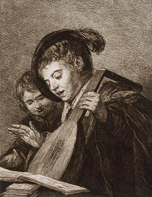 Zeitschrift für Bildende Kunst. Mit dem Beiblatt Kunst-Chronik. Vol. VII: von Lützow, Carl (...