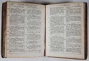 Lyra Prophetica Davidis Regis Sive Analysis Critico-Practica Psalmorum. In qua Omnes & singulae...