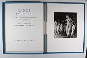 Dance for Life [SIGNED]: Mitchell, Margaretta