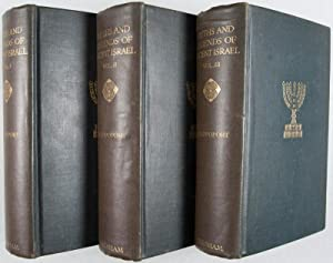 Myths and Legend of Ancient Israel (3 volumes): Rappoport, Angelo S.
