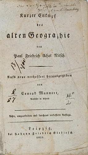 Kurzer Entwurf der alten Geographie: Nitsch, Paul Friedrich Achat