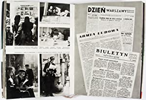 Dni Powstania: Kronika Fotograficzna Walczacej Warszawy: Gruzewski, Jan; Stanislaw Kopf;