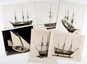 Sailing-Ship Models: A Selection from European and American Collections: Nance, R. Morton