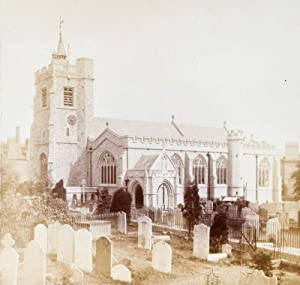 Notes on Chiswick Church [WITH] 3 Albumen Prints: Dale, Lawford W.T.