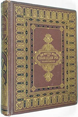 The Poetical Works of Edgar Allen Poe. Illustrated by Walter H. Paton, R.S.A.; John M'Whirther...