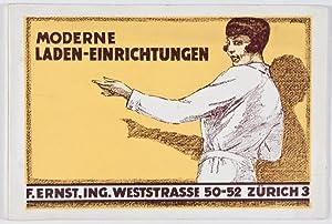 Moderne Ladeneinrichtungen: Ernst, F.