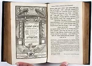 Biblia Hebraica Secundum ultimam editionem Jos. Athiae: Athiae, Joseph; Johanne Leusden; Everardo ...