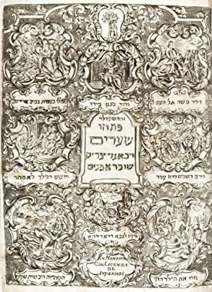 Sefer Arba'ah Ve' Esrim: Norzi, Jedidiah Solomon Raphael ben Abraham; Raphael Hayyim Basila...