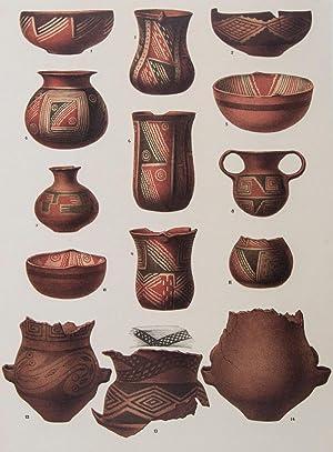 Alfarerias del Noroeste Argentino. De los Anales del Museo de La Plata: Outes, Feelix F.