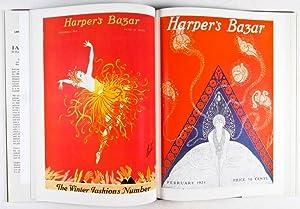"Erté's Fashion Designs: 218 Illustrations from ""Harper's Bazar"" 1918-1932 [Signed ..."
