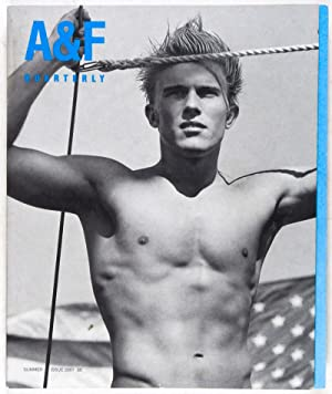 A&F Quarterly. Lot of 8 issues (1999-2002): Weber, Bruce (Photographer)