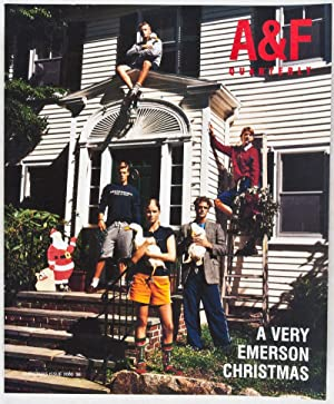 A&F Quarterly. Christmas Issue 2000: A Very Emerson Christmas: Weber, Bruce (Photographer)