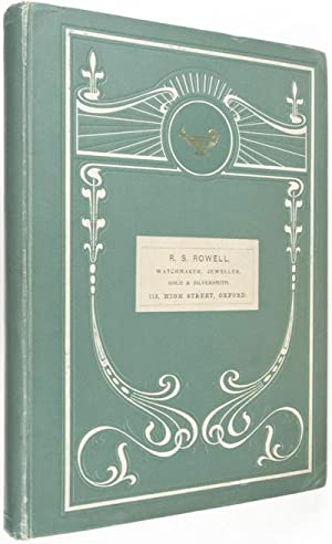 Watchmaker, Jeweller, Gold & Silversmith: Rowell, R. S.