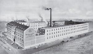 Marque Déposée Coeur - Otto Taussig & Co., Wäsche-Fabrik: Otto Taussig & Co