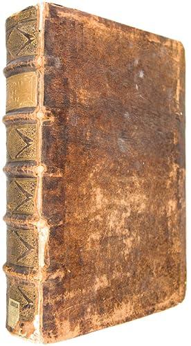 Histoire des Juifs, écrite par Flavius Joseph, Sous le titre de Antiquitez Judaïques, ...