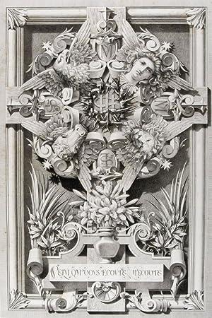 Les Saints Évangiles. 2-vol. set (Complete) with an additional suite of 123 original engravings by ...