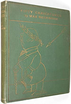 Fifty Caricatures: Beerbohm, Max