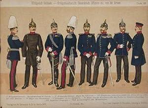 Das Deutsche Reichsheer in seiner neuesten Bekleidung und Ausrüstung: Krickel, Georg; Gustav ...