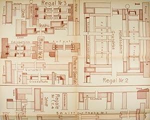 Ladeneinrichtungen und Schaufenster [RARE]: Seifried und Schwab Atelier für Raumkunst