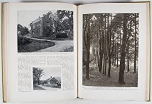 Country Homes of Famous Americans: Capen, Oliver Bronson